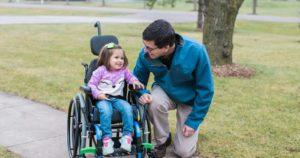 Wheeling Walk in Medical Care